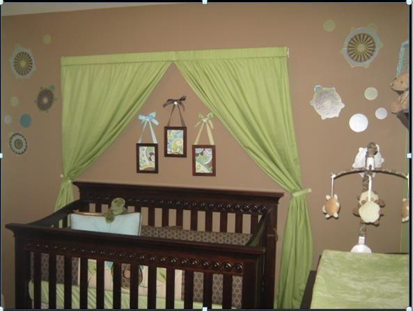 Babys Room Wall Panels