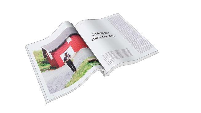 Open Magazine 5 - 3D Warehouse
