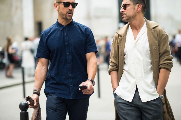 Spring Clothes Men 2015 | Men's Fashion Week Spring 2015 Street Style - Paris Men's Fashion ...