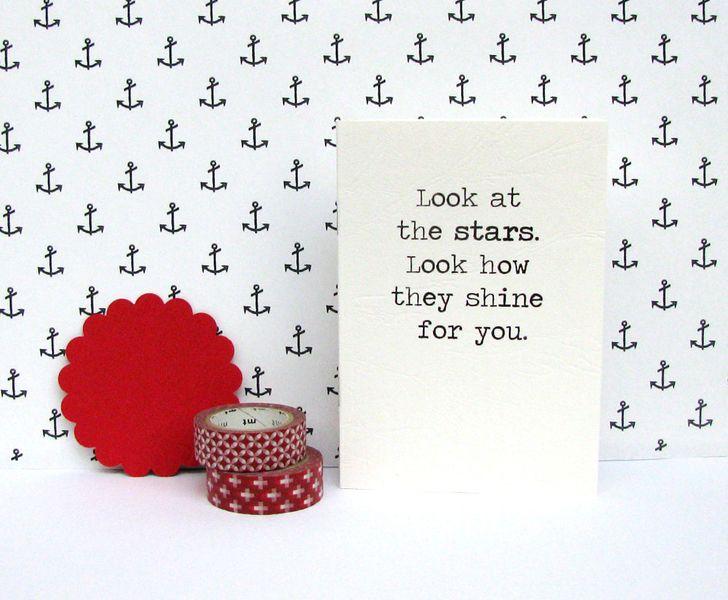 Coldplay lyrics notitieboekje - opschrijfboekje  van invisiblecrown op DaWanda.com