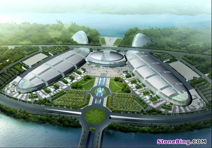 Fuzhou International Convention and Exhibition Center is located in Fuzhou Minjiang River side of the exhibition Island, surrounded by water, beautiful scenery.Is one of the largest single exhibition center and surrounding facilities of the Convention and Exhibition Center has all kinds of public buildings and cultural and recreational facilities