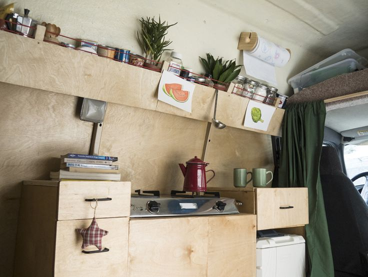 Foreign Natives Camper Van Conversion On Roadtrippers
