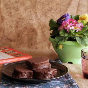 Νηστίσιμες καριόκες και giveaway «Τα καλύτερα νηστίσιμα της Ντίνας»