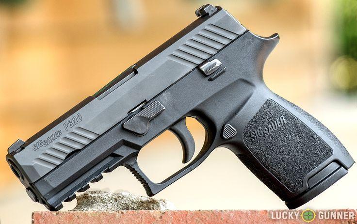 Sig P320 Compact Handgun
