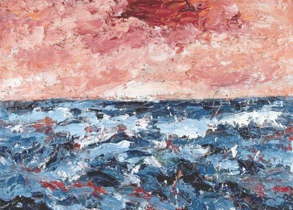 Tentoonstelling 2006 | Jan Cremer - Zeegezichten | Groninger Museum