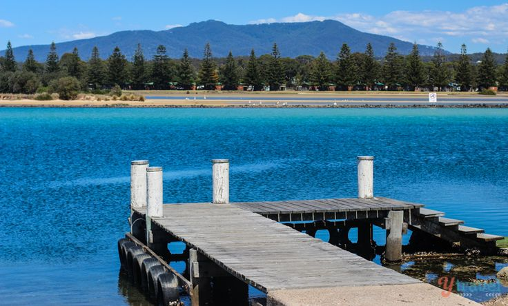 Narooma in NSW, Australia - a great family getaway!