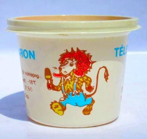 Leo jégkrém. 1970-es évek.