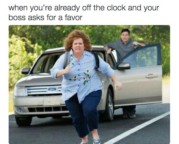 Each day you're the first one out of the office. | 21 Pictures About Work Guaranteed To Make You Laugh