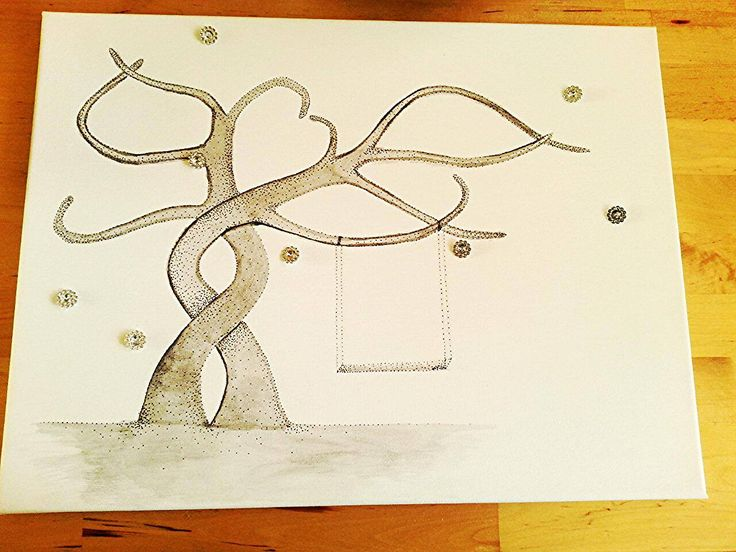 Wedding tree by www.svatbyodvery.cz