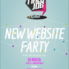The Italo Job new website launch party @ Bar Sartea (VI) [Video]