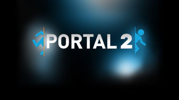 Portal 2 Wallpaper (Steam) [1920x1080]