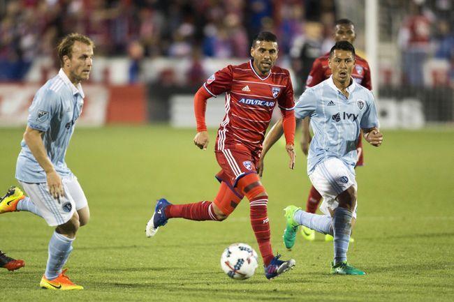 Sporting Kansas City vs. New York Red Bulls MLS Pick, Odds, Prediction - 5/3/17