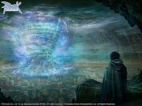 Ragnarok - Memory Record. Art by: Alex
