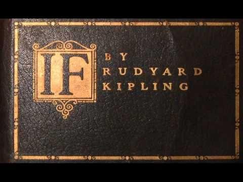 IF - Rudyard Kipling's poem, recitation by Sir Michael Caine