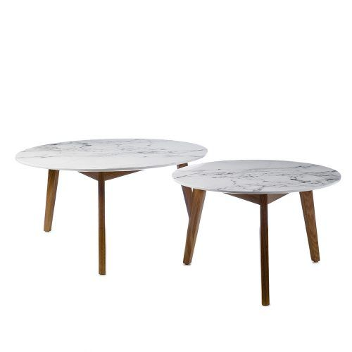 Home Republic Dane Coffee Table Marble, marble table, set of tables