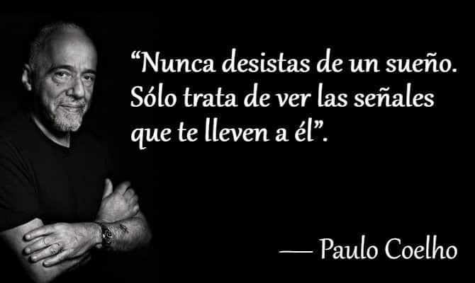 Las Mejores Frases De Paulo Coelho De Amor Vida Reflexion