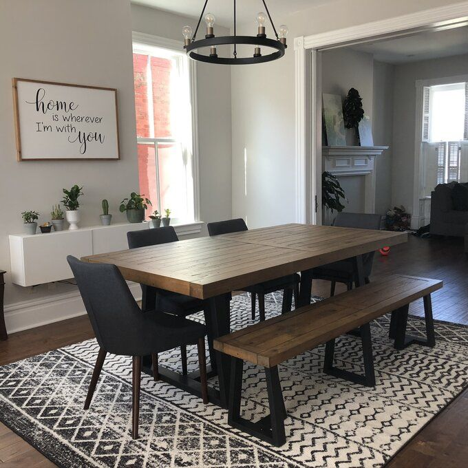 19++ Table dining bench Best