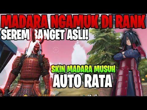 MADARA ZOMBIE SAMURAI SKIN TERSEREM! Review Zombie Samurai - Garena