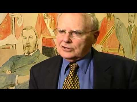 Professor John Molony (Manning Clark) - Eureka Stockade Interview