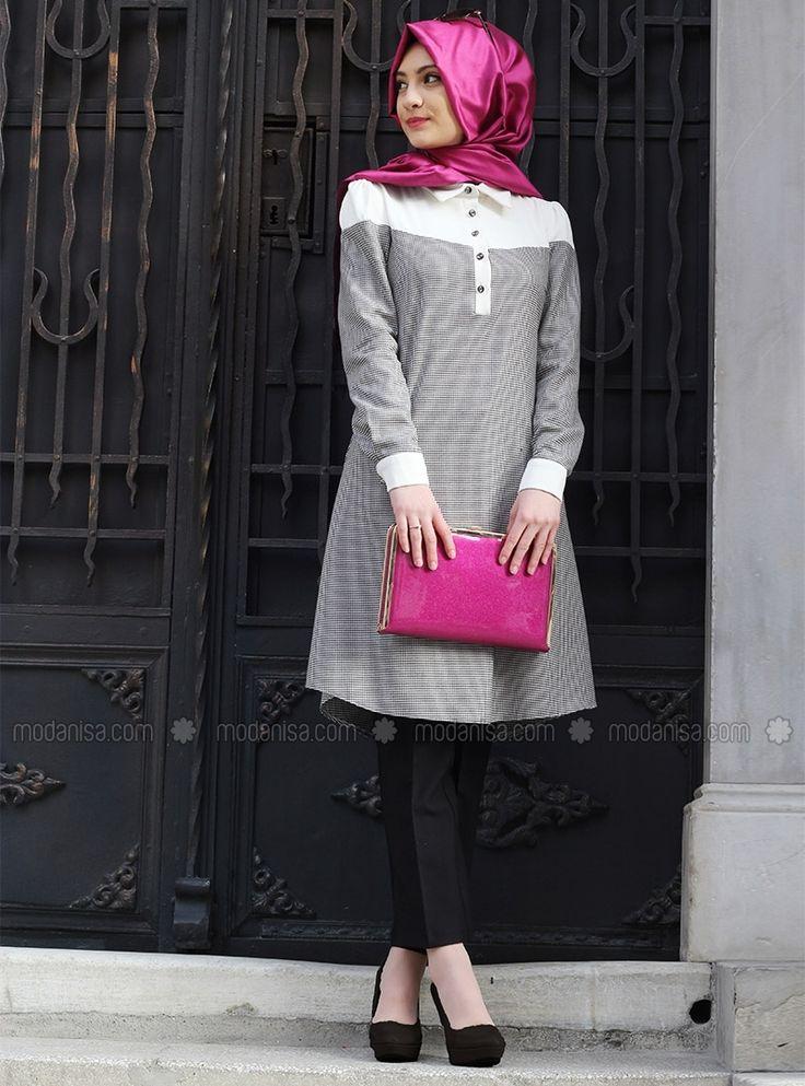 Vintage Tunik - Kazayağı - Gamze Polat