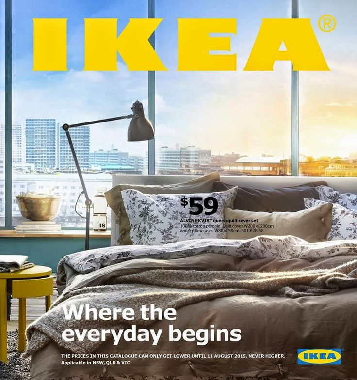 Every Ikea Catalog Cover Since 1951 62
