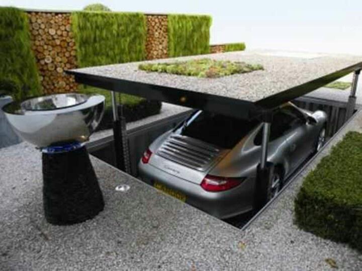 65 Best Car Garage Images On Pinterest