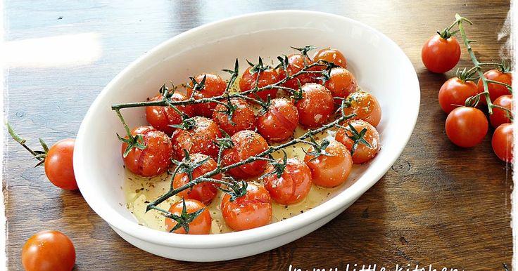 Hoy no pensaba publicar nada, pero hoy para comer, tenía que preparar unos tomates asados, para una receta que prontoveréis, y cuando los ...