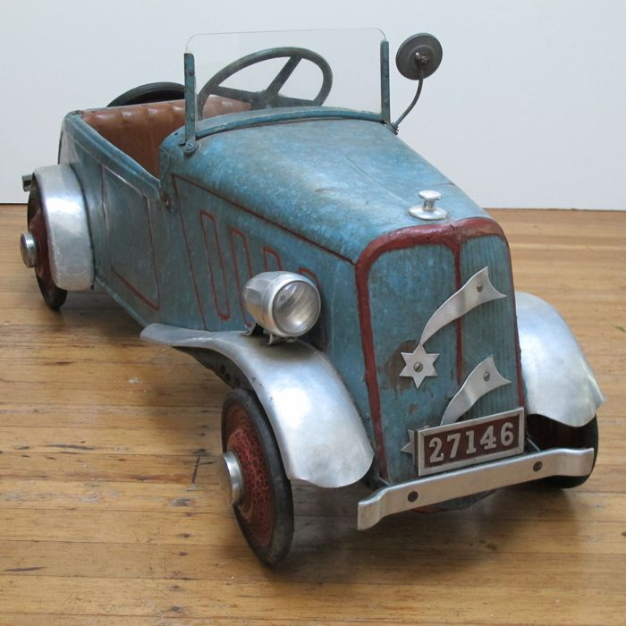 830 best Pedal car\'s and other toy vehikeles images on Pinterest ...