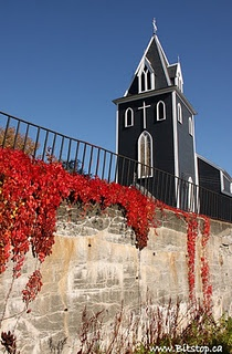 St. Thomas' Anglican Church in St. John's, NL