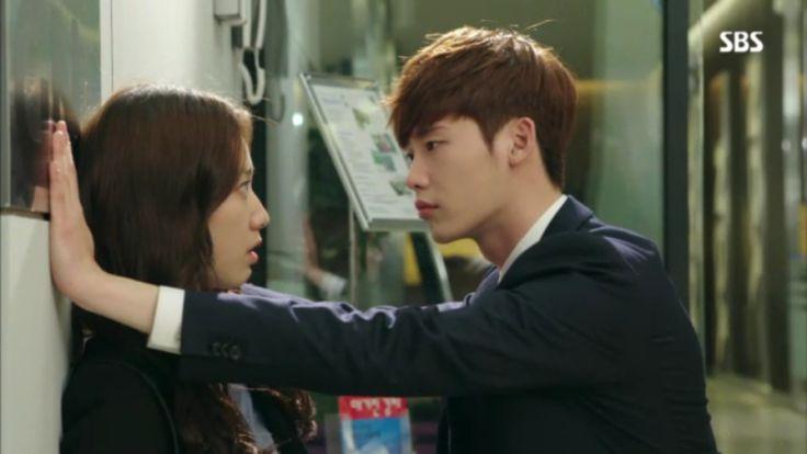 韓国ドラマの壁ドン。ドラマの中の壁ドン特集。