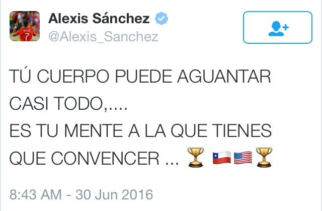 Alexis Sánchez.