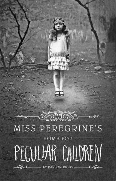 Great Read..........I loved the fact that the author used real old VERY PECULIAR photos, look at the cover photo, little girl is actually floating above the ground.