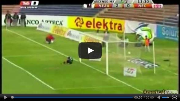 Vídeo del resumen y goles entre Neza vs Necaxa partido correspondiente a la ida de la Gran Final Liga de Ascenso MX Clausura 2013. Marcador Final: Neza 3-0 Necaxa.