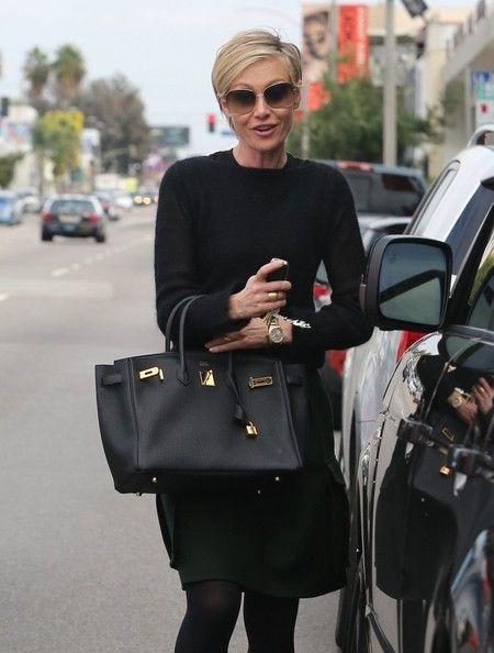 Portia de Rossi Photo - Portia de Rossi Shops In Beverly Hills