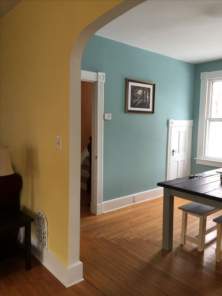 dining room is almost done sherwin williams festoon aqua on sherwin williams dining room colors id=61055
