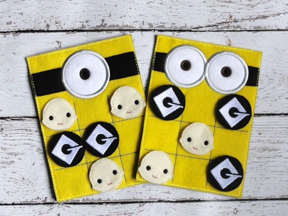 Hey, I found this really awesome Etsy listing at https://www.etsy.com/listing/190693312/minion-tic-tac-toe-ith-embroidery-design