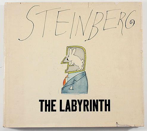 The Labyrinth. Saul Steinberg
