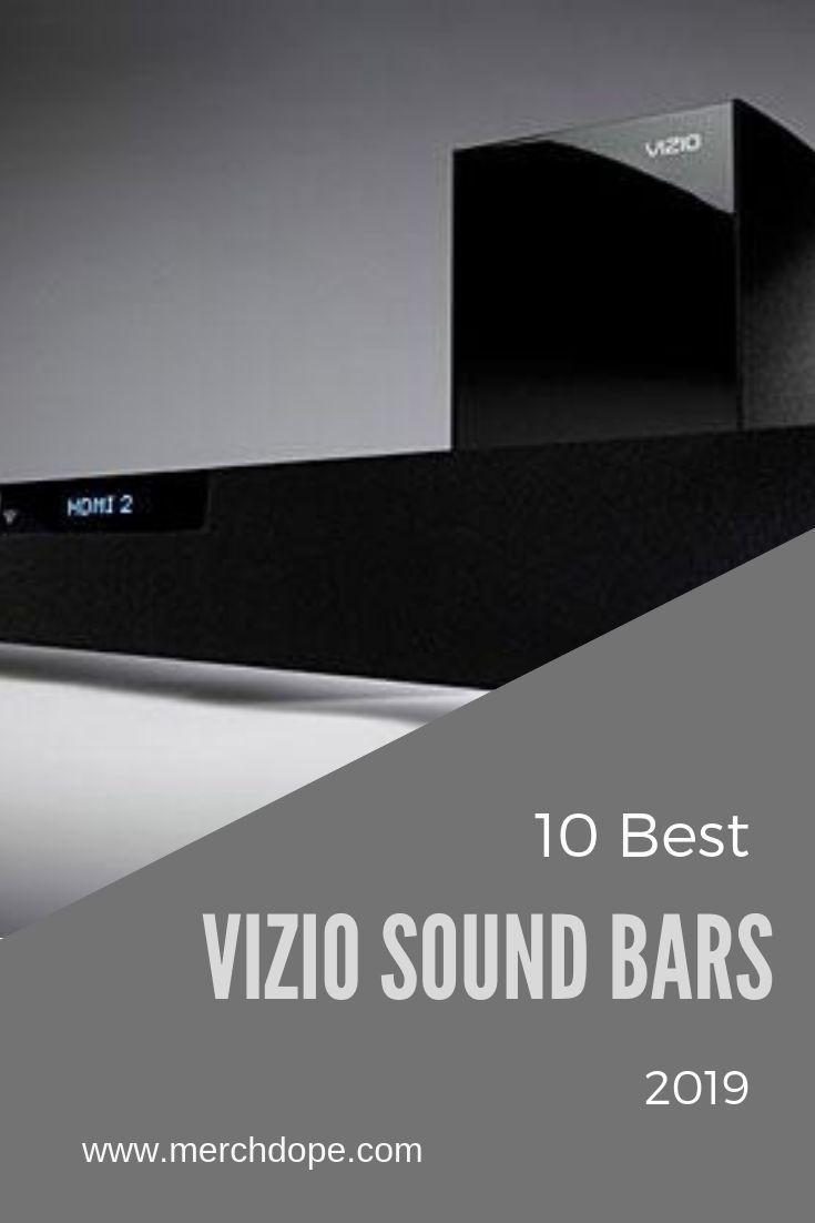 10 Best Vizio Sound Bars 2019 - MerchDope #vizio #soundbar ...