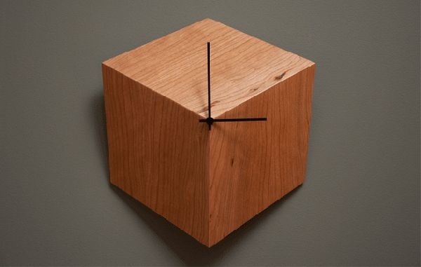 3P Clock by Robocut Studio