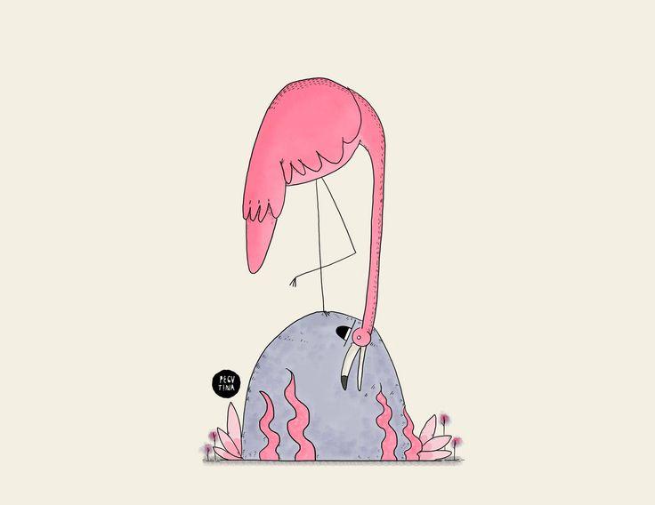 """BUEN VIAJE Por: El flaco Flamingo  """"Nuestro destino nunca es un lugar, sino una nueva forma de ver las cosas"""". Henry Miller"""