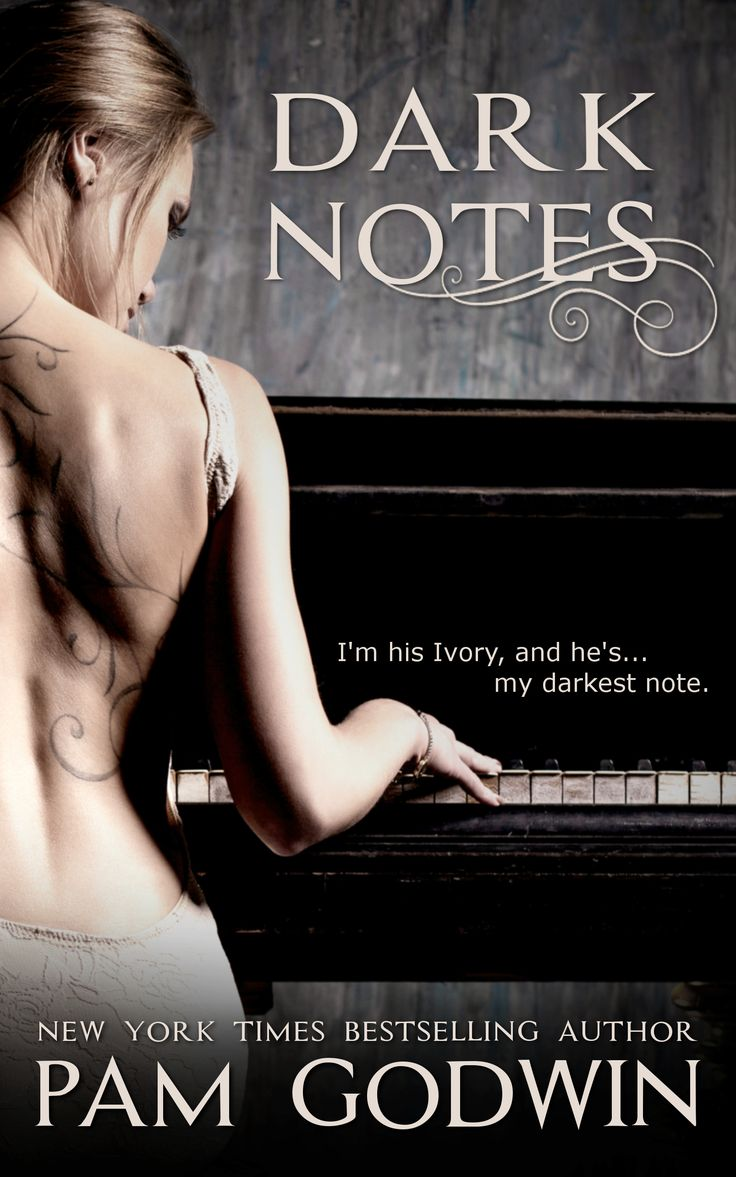 DARK NOTES by Pam Godwin - Cover Reveal
