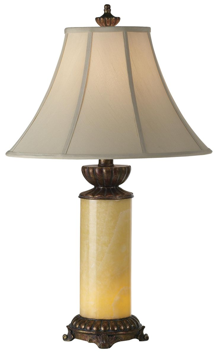 Night Table Lamps : Onyx Night Light Table Lamp -  lamps  Pinterest