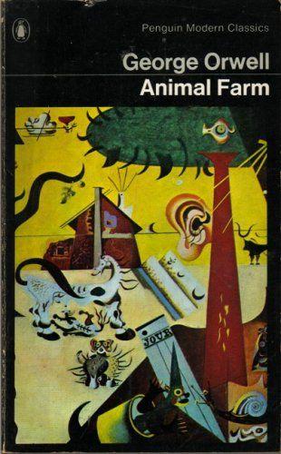 Puntuación 5 Animal farm de George Orwell Una condena de la sociedad totalitaria. Los animales de la granja de los Jones se sublevan contra sus dueños. Pero la rebelión fracasará al surgir entre ellos rivalidades y envidias, traicionando su propia identidad y los intereses de su clase. Aunque Rebelión en la granja fue concebida como una despiadada sátira del estalinismo, el carácter universal de su mensaje hace de este libro un extraordinario análisis de la corrupción que engendra el poder