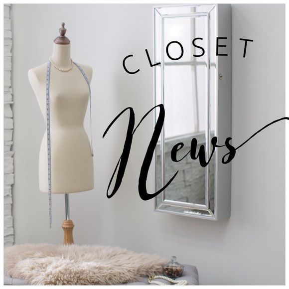 "Friday News!💐 🔸All orders have shipped!  🆕I have listed New items for today! ✔️Tag yourself on my ""New Arrivals List"" to know as soon as I list them!  🗓I will be busy with appt.'s this afternoon, will respond ASAP! Thank you!  🔜Stay Tuned for Something 🎉Exciting🎉 this Weekend!😁 Closet News Other"