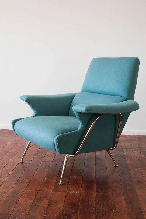 Rare G Plan chair.