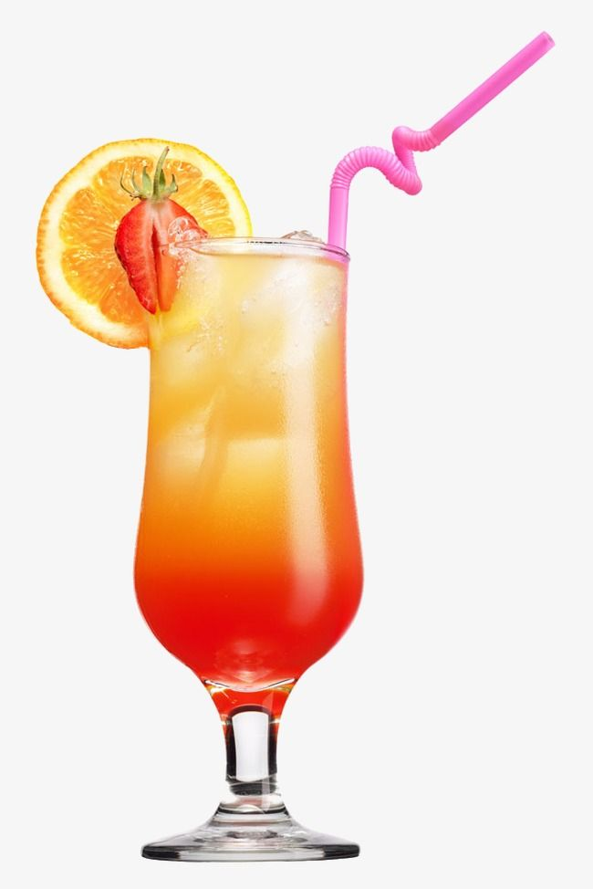 Cocktail Cocktail Clipart Fruit Juice Drink Png Transparent Clipart Image And Psd File For Free Download Cocktails Clipart Tequila Sunrise Recipe Summertime Drinks