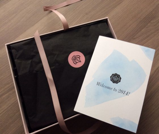 Glossybox Review – January 2014