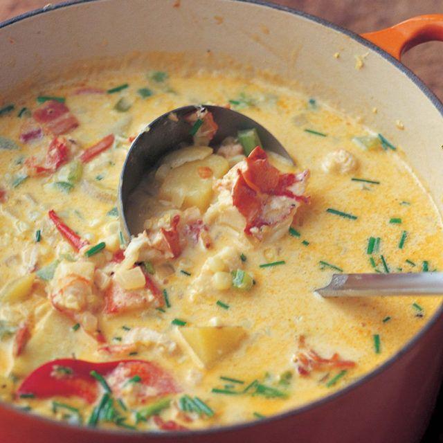 Barefoot Contessa Clam Chowder Recipe