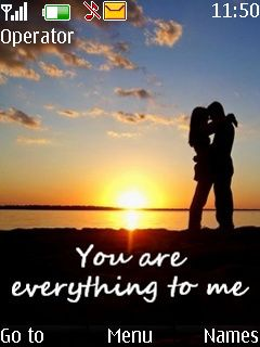 You Are Everything Theme