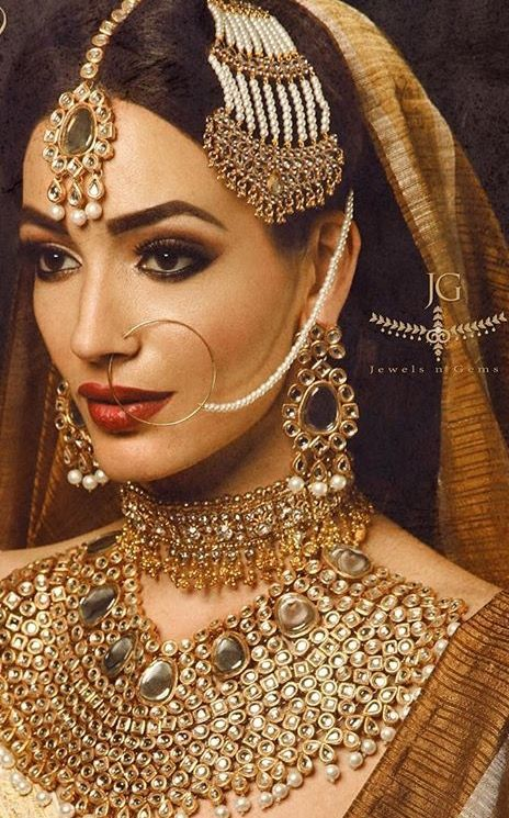 63 Amazing Ideas For Indian Bridal Jewellery Designs